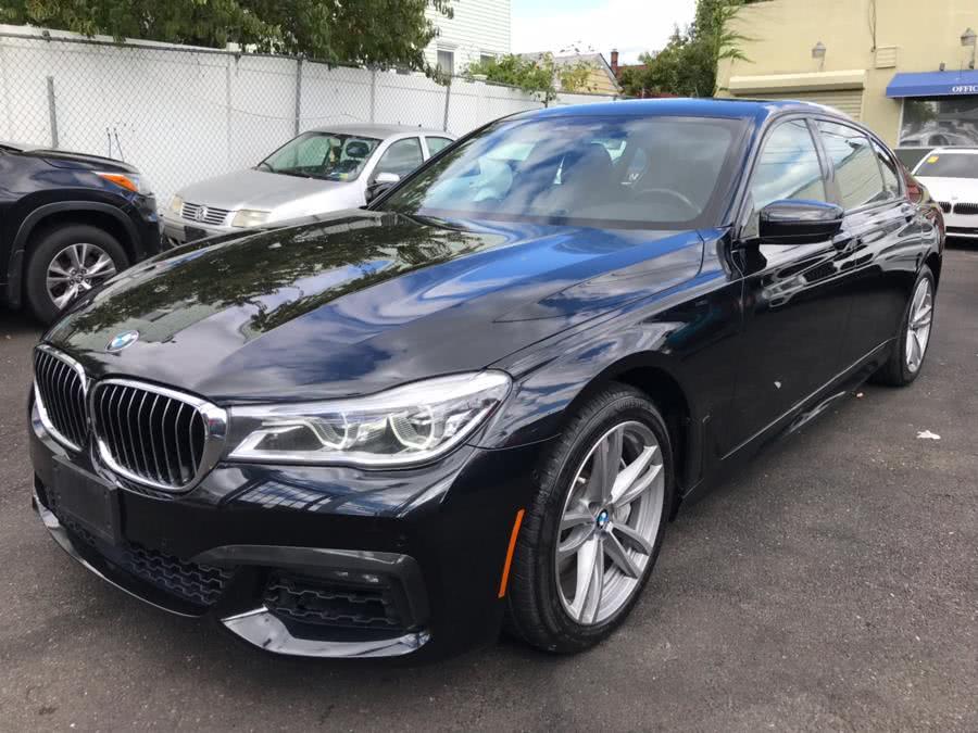 Used 2016 BMW 7 Series in Jamaica, New York | Sunrise Autoland. Jamaica, New York