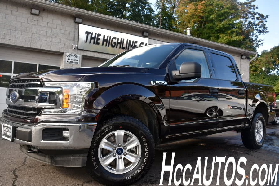 Used 2019 Ford F-150 in Waterbury, Connecticut | Highline Car Connection. Waterbury, Connecticut