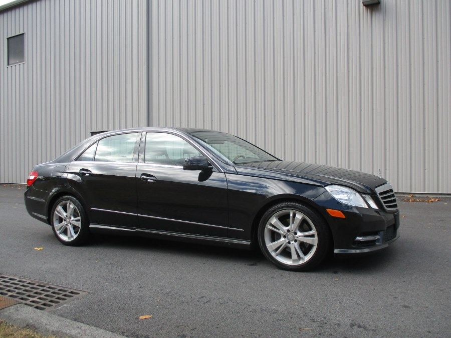 2013 Mercedes-Benz E-Class 4dr Sdn E350 Sport 4MATIC *Ltd Avail*, available for sale in Danbury, Connecticut | Performance Imports. Danbury, Connecticut
