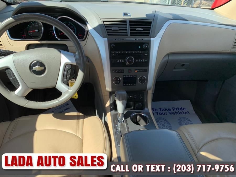 2009 Chevrolet Traverse AWD 4dr LT w/2LT, available for sale in Bridgeport, Connecticut   Lada Auto Sales. Bridgeport, Connecticut