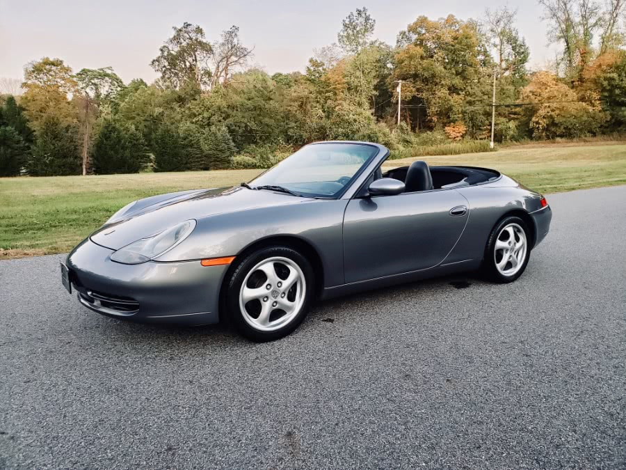 Used 2001 Porsche 911 Carrera in North Salem, New York | Meccanic Shop North Inc. North Salem, New York