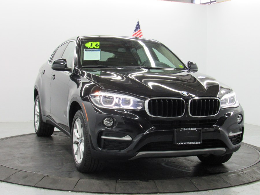 2016 BMW X6 AWD 4dr xDrive35i, available for sale in Bronx, New York | Car Factory Inc.. Bronx, New York