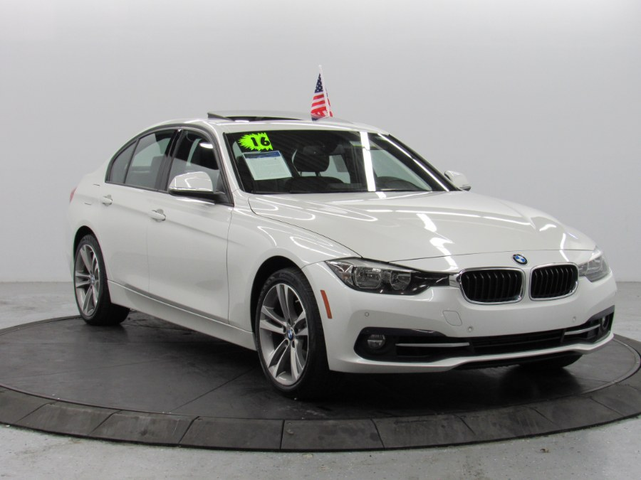 2016 BMW 3 Series 4dr Sdn 328i xDrive AWD SULEV, available for sale in Bronx, New York | Car Factory Inc.. Bronx, New York