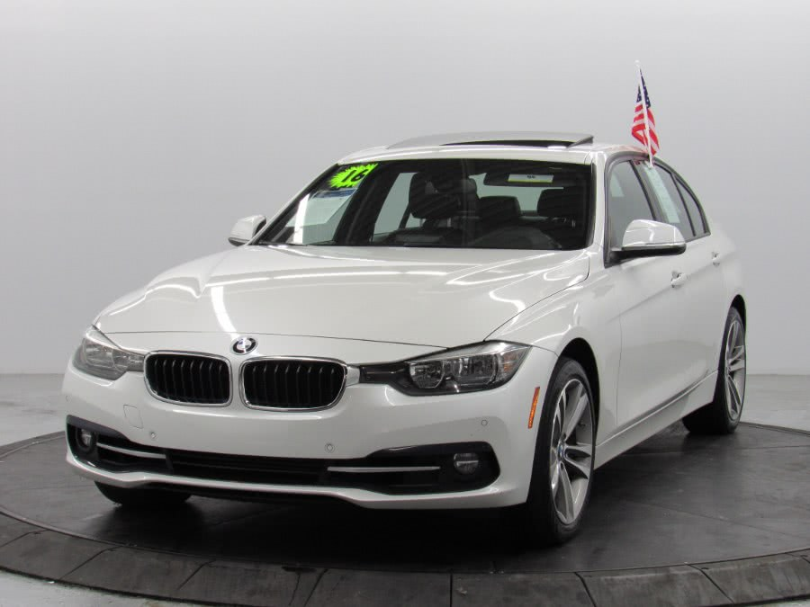 Used BMW 3 Series 4dr Sdn 328i xDrive AWD SULEV 2016 | Car Factory Inc.. Bronx, New York