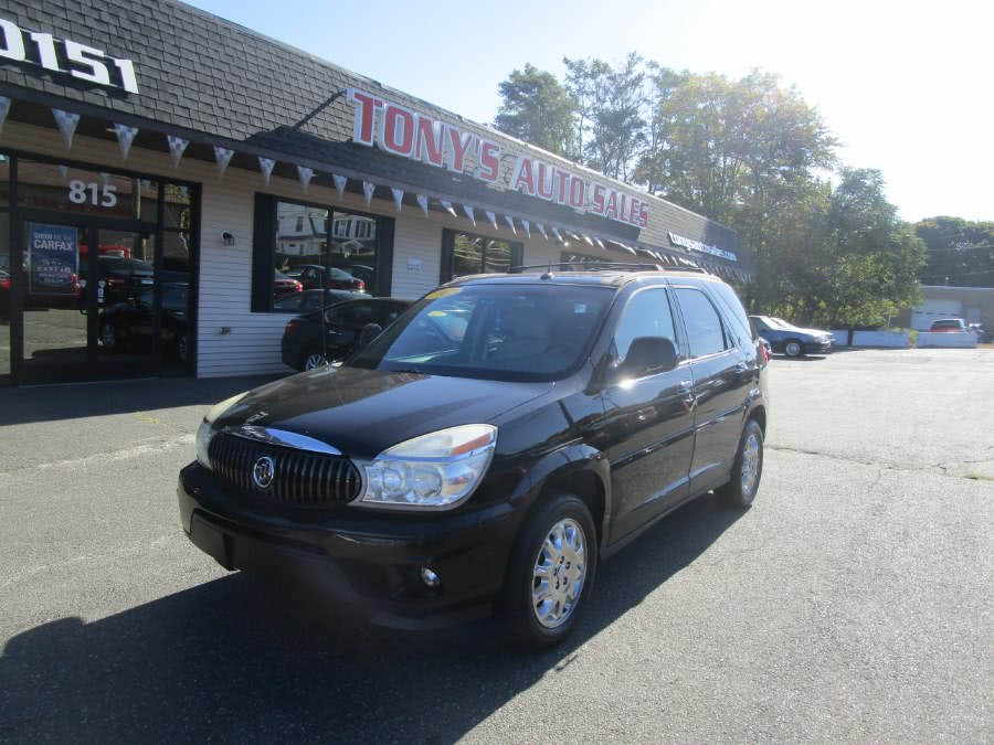 Used 2007 Buick Rendezvous in Waterbury, Connecticut | Tony's Auto Sales. Waterbury, Connecticut