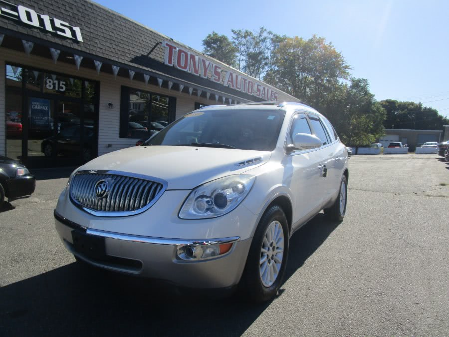 Used 2010 Buick Enclave in Waterbury, Connecticut | Tony's Auto Sales. Waterbury, Connecticut