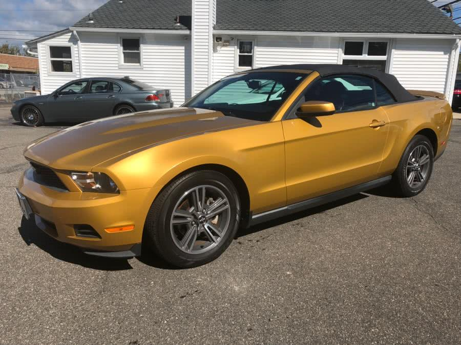 2010 Ford Mustang 2dr Conv V6 Premium, available for sale in Milford, CT