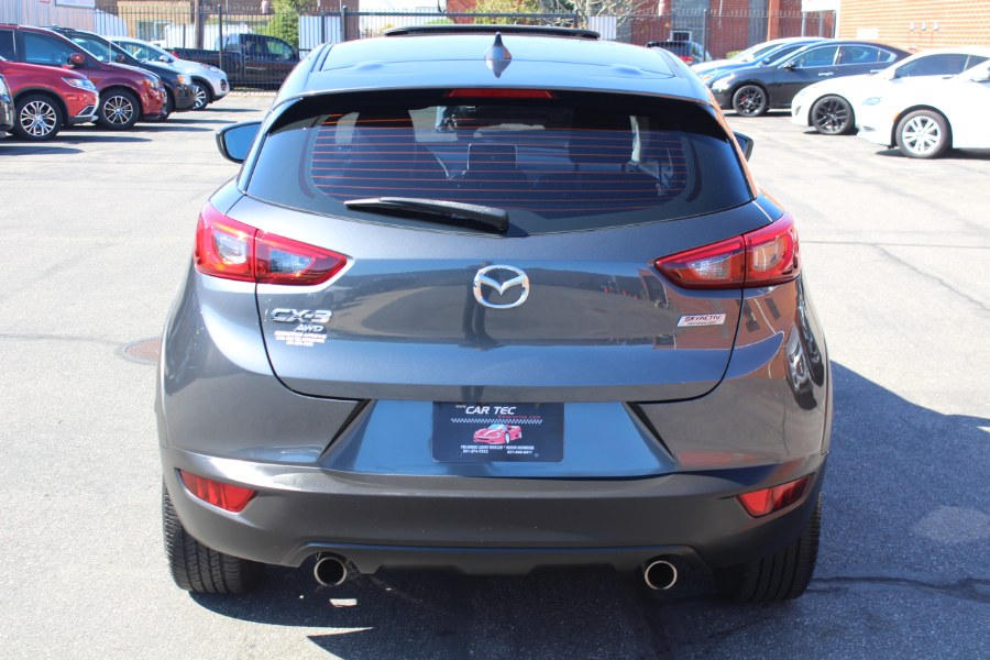 2016 Mazda CX-3 AWD 4dr Grand Touring, available for sale in Deer Park, New York | Car Tec Enterprise Leasing & Sales LLC. Deer Park, New York