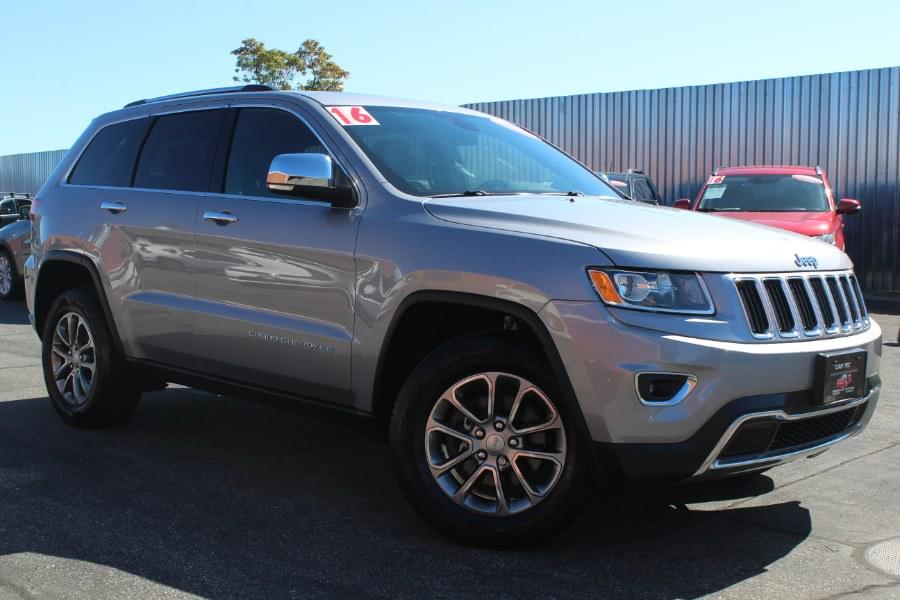 Used 2016 Jeep Grand Cherokee in Deer Park, New York | Car Tec Enterprise Leasing & Sales LLC. Deer Park, New York