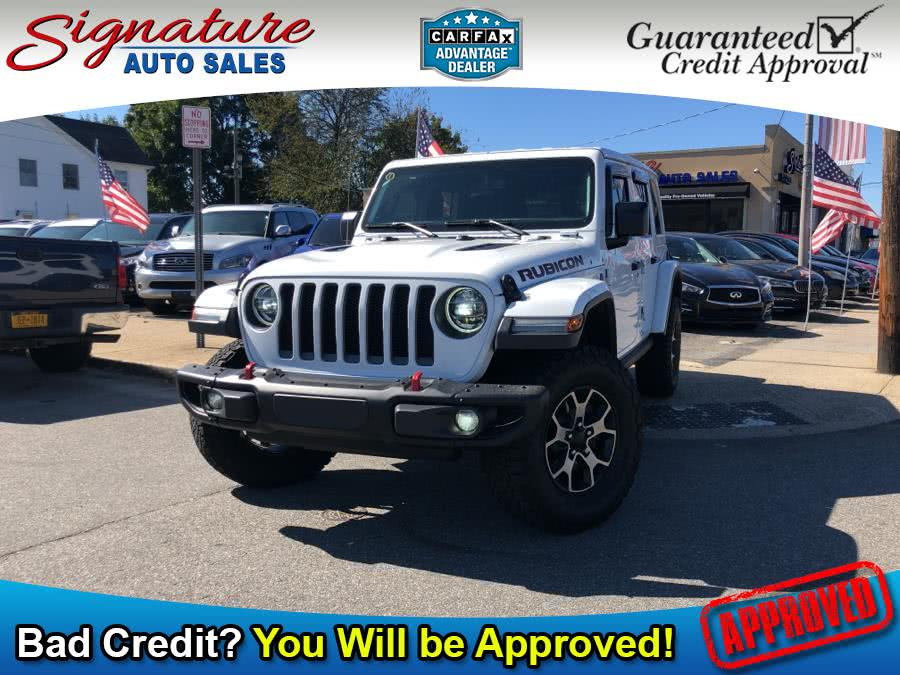 Used 2018 Jeep Wrangler Unlimited in Franklin Square, New York | Signature Auto Sales. Franklin Square, New York