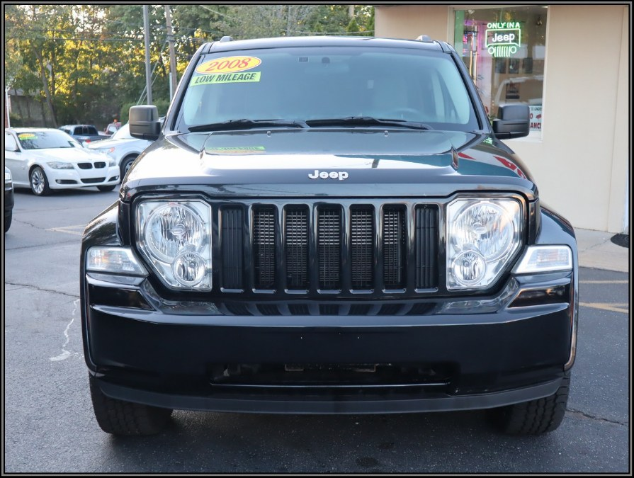 2008 Jeep Liberty 4WD 4dr Sport, available for sale in Huntington Station, New York | My Auto Inc.. Huntington Station, New York