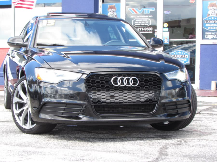 Used 2013 Audi A6 in Orlando, Florida | VIP Auto Enterprise, Inc. Orlando, Florida