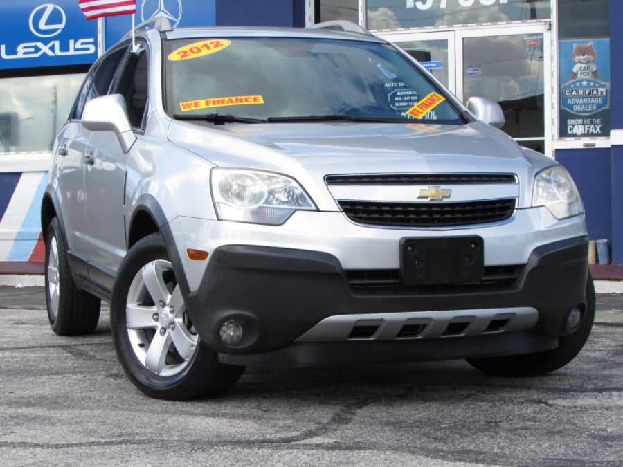 Used Chevrolet Captiva Sport Fleet FWD 4dr LS w/2LS 2012 | VIP Auto Enterprise, Inc. Orlando, Florida