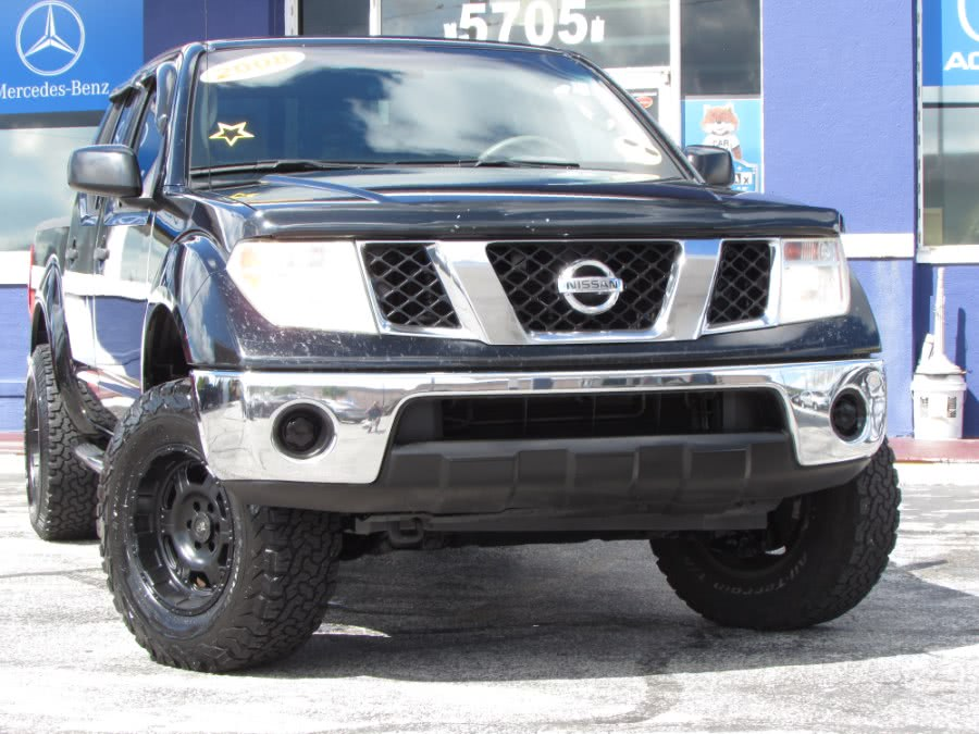 Used Nissan Frontier 2WD Crew Cab SWB Auto SE 2008 | VIP Auto Enterprise, Inc. Orlando, Florida