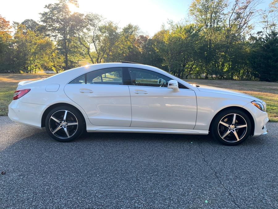 2015 Mercedes-Benz CLS-Class 4dr Sdn CLS 400 4MATIC, available for sale in Franklin Square, New York | Luxury Motor Club. Franklin Square, New York