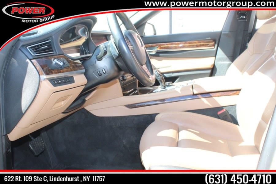 2015 BMW 7 Series M sport 4dr Sdn 750Li xDrive AWD, available for sale in Lindenhurst , New York   Power Motor Group. Lindenhurst , New York