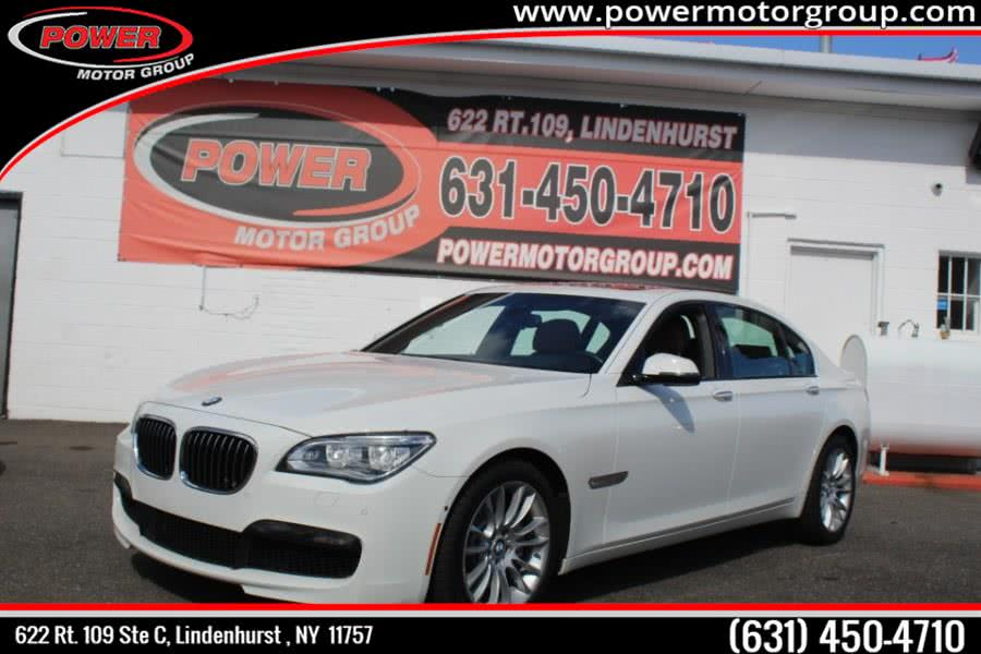 Used 2015 BMW 7 Series M sport in Lindenhurst , New York | Power Motor Group. Lindenhurst , New York