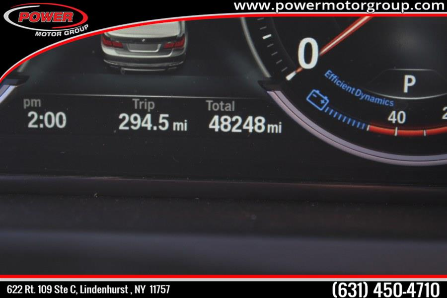 2015 BMW 7 Series M sport 4dr Sdn 750Li xDrive AWD, available for sale in Lindenhurst , New York | Power Motor Group. Lindenhurst , New York