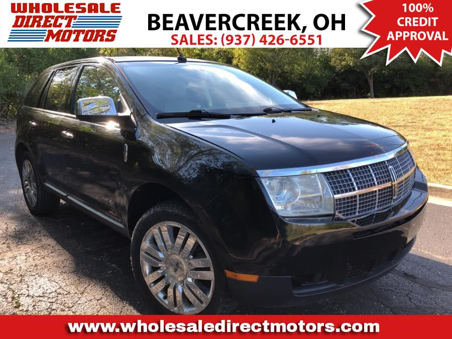 Used Lincoln MKX FWD 4dr 2010 | Wholesale Direct Motors. Beavercreek, Ohio