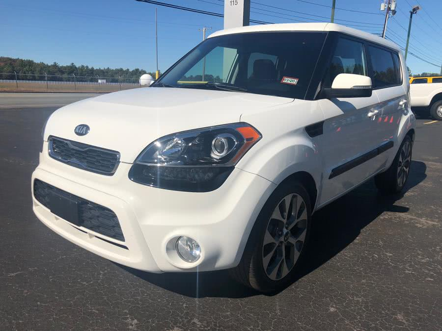 Used Kia Soul Auto + 2013 | RH Cars LLC. Merrimack, New Hampshire