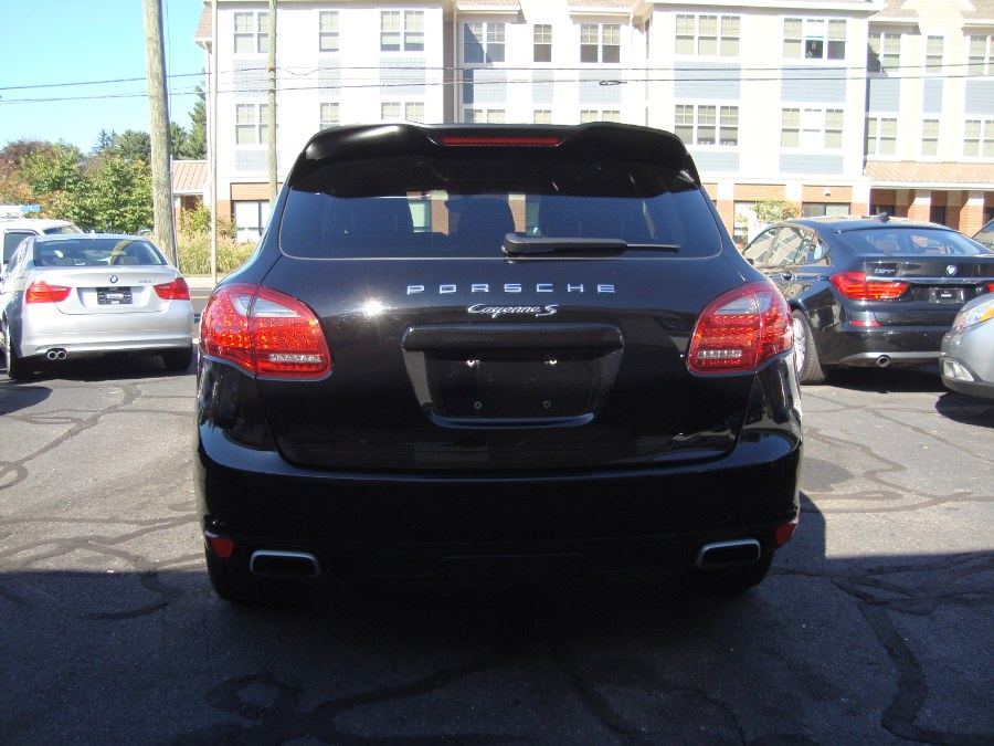 2012 Porsche Cayenne AWD 4dr S, available for sale in Manchester, Connecticut | Yara Motors. Manchester, Connecticut