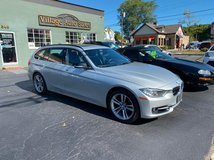 Used 2015 BMW 3 Series in Milford, Connecticut | Village Auto Sales. Milford, Connecticut