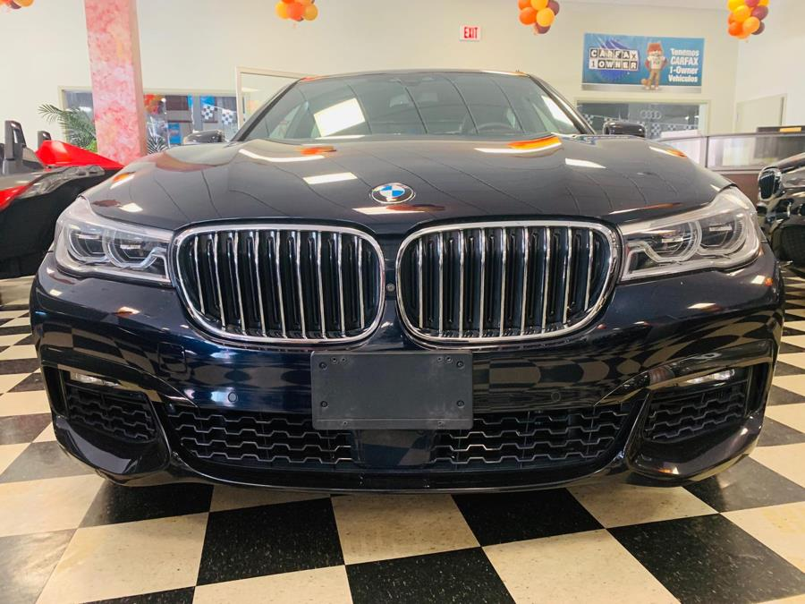 2016 BMW 7 Series 4dr Sdn 750i xDrive AWD, available for sale in Syosset , New York   Northshore Motors. Syosset , New York