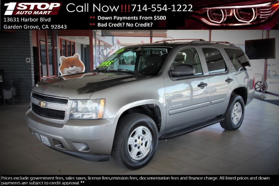 Used Chevrolet Tahoe 2WD 4dr 1500 LS 2007 | 1 Stop Auto Mart Inc.. Garden Grove, California