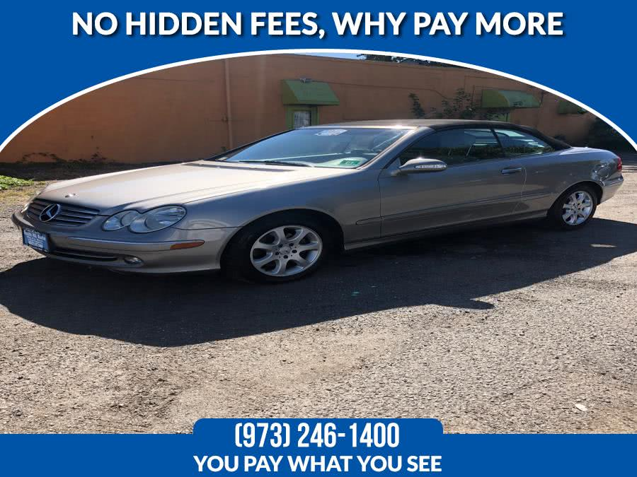 Used 2004 Mercedes-Benz CLK-Class in Lodi, New Jersey | Route 46 Auto Sales Inc. Lodi, New Jersey