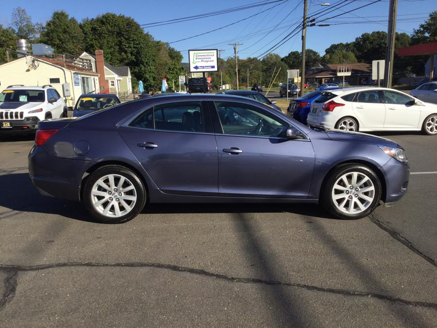 2014 Chevrolet Malibu 4dr Sdn LT w/2LT, available for sale in Plantsville, Connecticut | L&S Automotive LLC. Plantsville, Connecticut