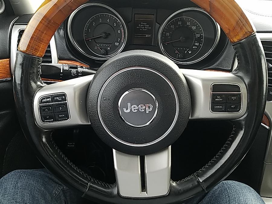 2012 Jeep Grand Cherokee 4WD 4dr Overland, available for sale in Davison, Michigan | KVI Motors. Davison, Michigan