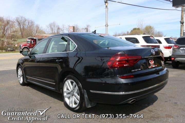 Used Volkswagen Passat SEL Premium 2017 | City Motor Group Inc.. Haskell, New Jersey