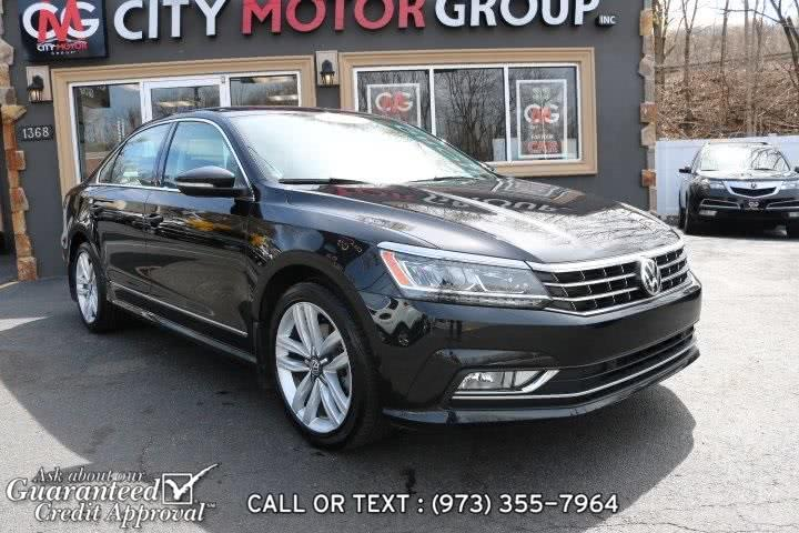 Used 2017 Volkswagen Passat in Haskell, New Jersey | City Motor Group Inc.. Haskell, New Jersey
