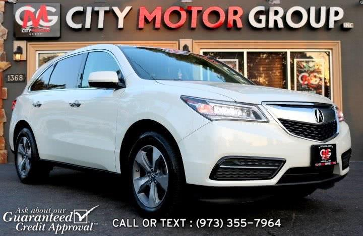Used 2014 Acura Mdx in Haskell, New Jersey | City Motor Group Inc.. Haskell, New Jersey