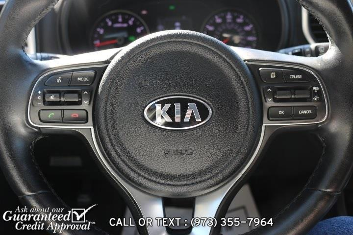 Used Kia Sportage EX 2017 | City Motor Group Inc.. Haskell, New Jersey