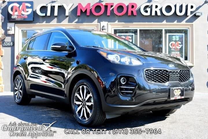 Used 2017 Kia Sportage in Haskell, New Jersey | City Motor Group Inc.. Haskell, New Jersey