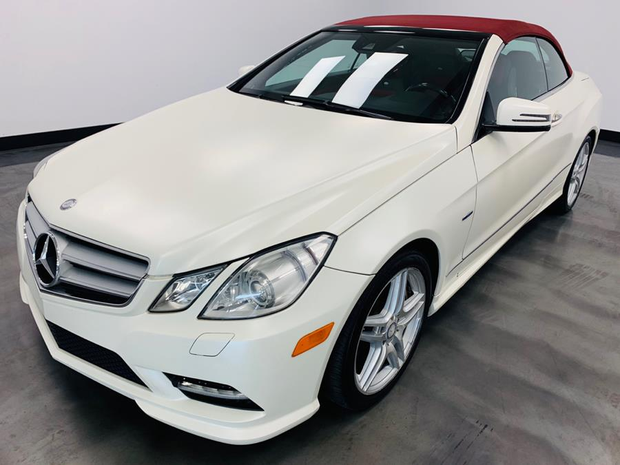 2012 Mercedes-Benz E-Class 2dr Cabriolet E 550 RWD, available for sale in Linden, New Jersey | East Coast Auto Group. Linden, New Jersey