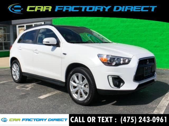 Used 2015 Mitsubishi Outlander Sport in Milford, Connecticut | Car Factory Direct. Milford, Connecticut