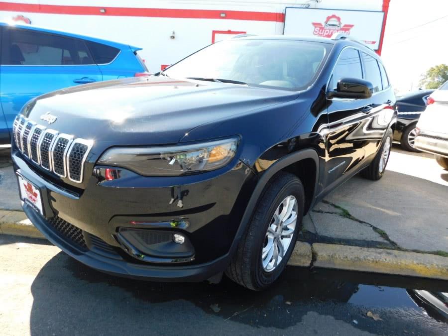 Used 2019 Jeep Cherokee in Elizabeth, New Jersey | Supreme Motor Sport. Elizabeth, New Jersey