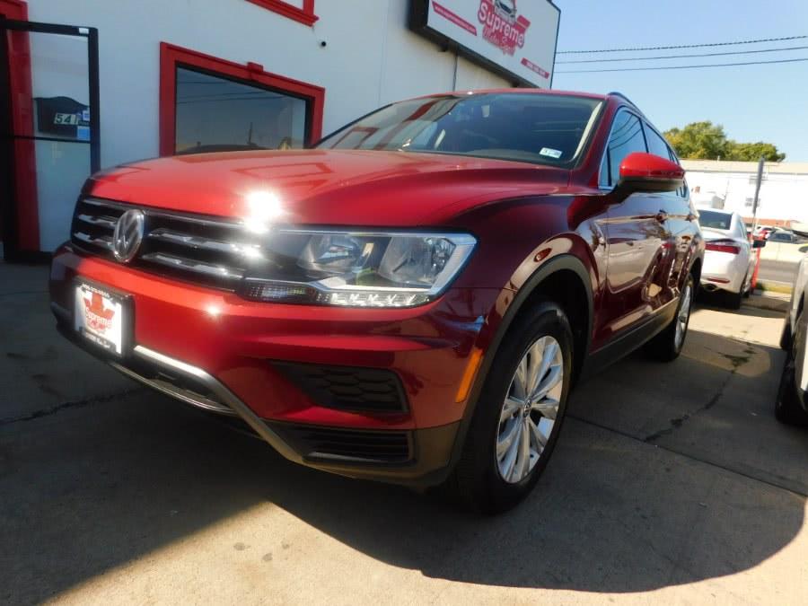 Used 2019 Volkswagen Tiguan in Elizabeth, New Jersey | Supreme Motor Sport. Elizabeth, New Jersey