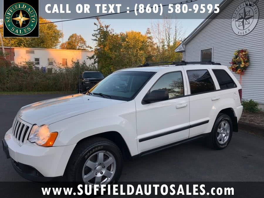Used 2008 Jeep Grand Cherokee in Suffield, Connecticut | Suffield Auto Sales. Suffield, Connecticut