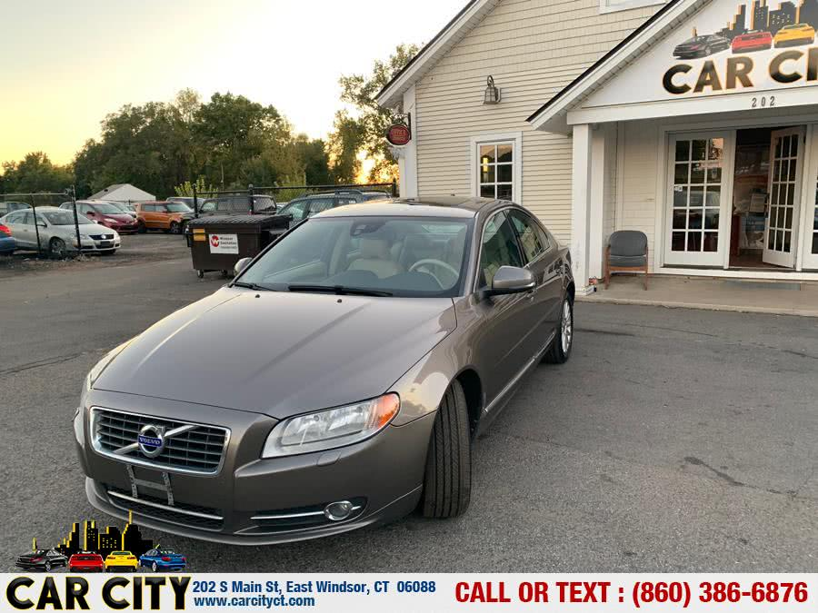 Used 2012 Volvo S80 in East Windsor, Connecticut | Car City LLC. East Windsor, Connecticut
