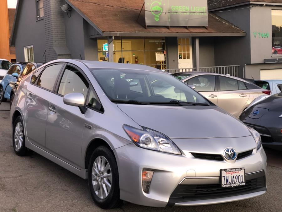 2012 Toyota Prius Plug-In Base, available for sale in Daly City, California | Green Light Auto Wholesale. Daly City, California