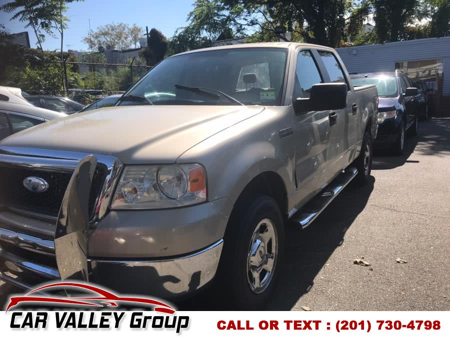 Used 2007 Ford F-150 in Jersey City, New Jersey | Car Valley Group. Jersey City, New Jersey