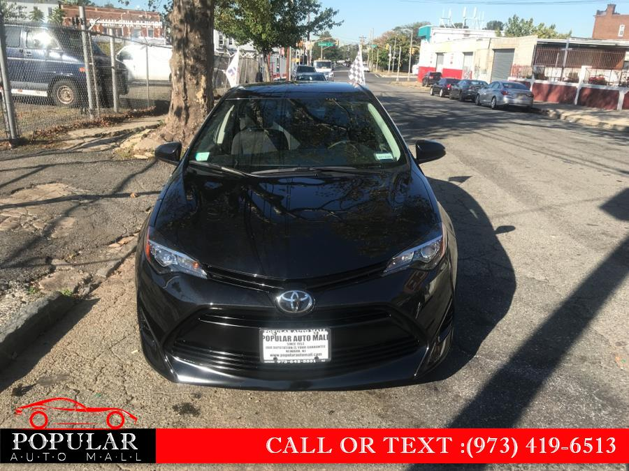 2018 Toyota Corolla LE CVT (Natl), available for sale in Newark , New Jersey   Popular Auto Mall Inc . Newark , New Jersey