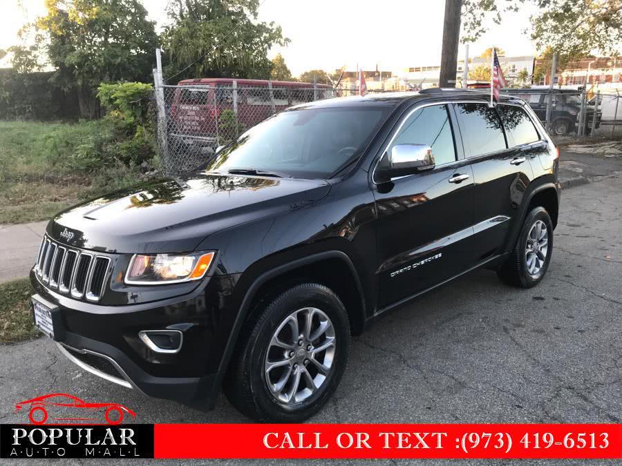 Used 2016 Jeep Grand Cherokee in Newark , New Jersey | Popular Auto Mall Inc . Newark , New Jersey
