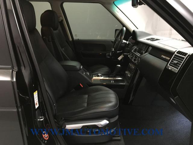 2009 Land Rover Range Rover 4WD 4dr SC, available for sale in Naugatuck, Connecticut | J&M Automotive Sls&Svc LLC. Naugatuck, Connecticut