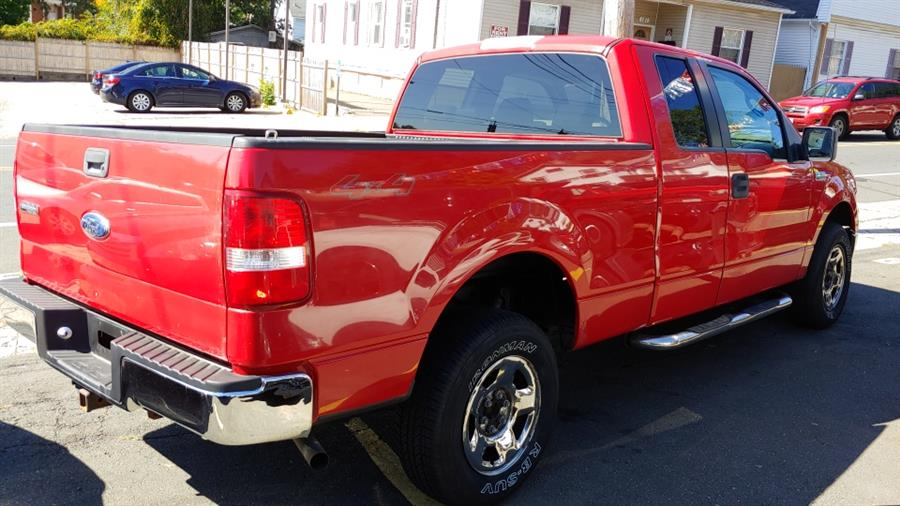 "2006 Ford F-150 Supercab 133"" XLT 4WD, available for sale in Ansonia, CT"