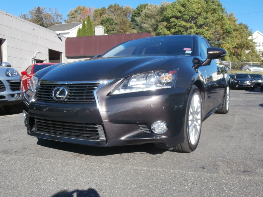 2013 Lexus GS 350 4dr Sdn RWD, available for sale in Waterbury, Connecticut | Jim Juliani Motors. Waterbury, Connecticut