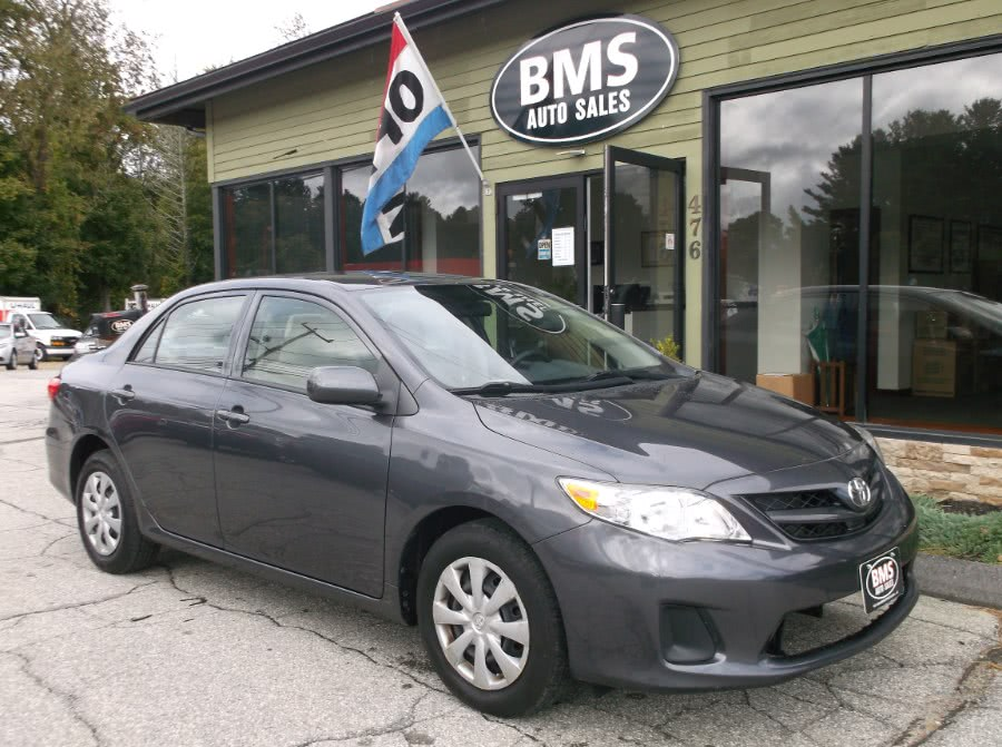 2013 Toyota Corolla LE, available for sale in Brooklyn, CT